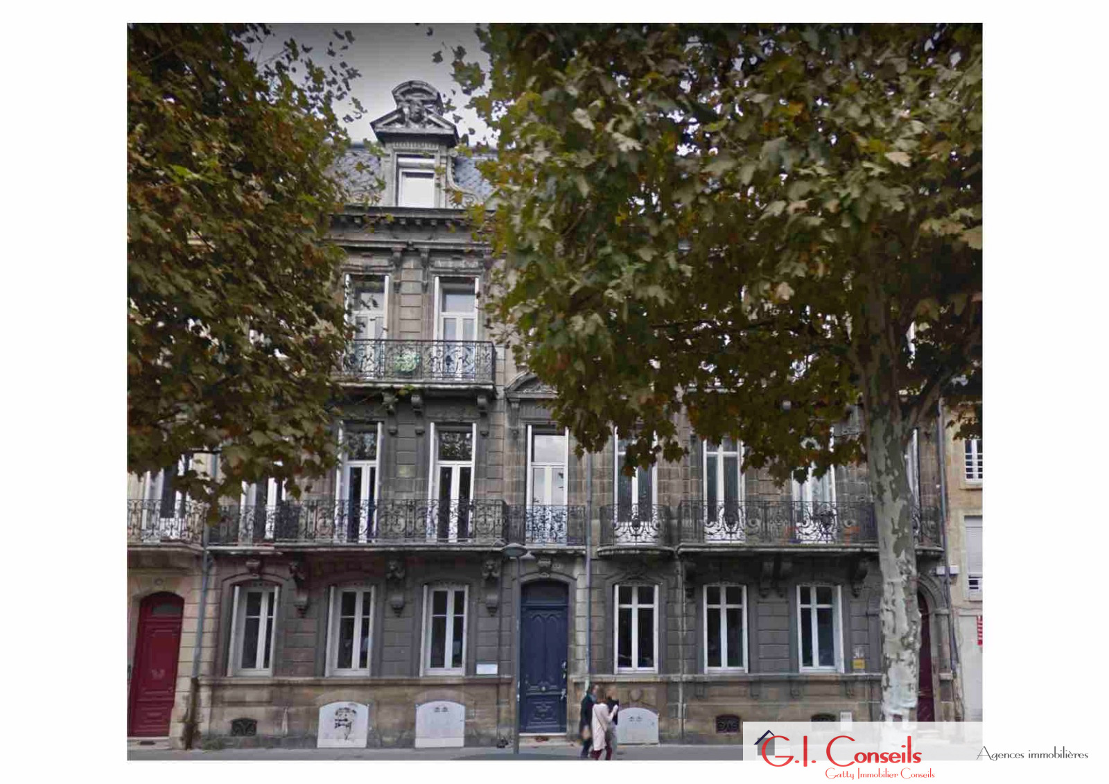 Vente bordeaux bastide immeuble de rapport 500 m2 cour 120 m2 for Bordeaux bastide immobilier