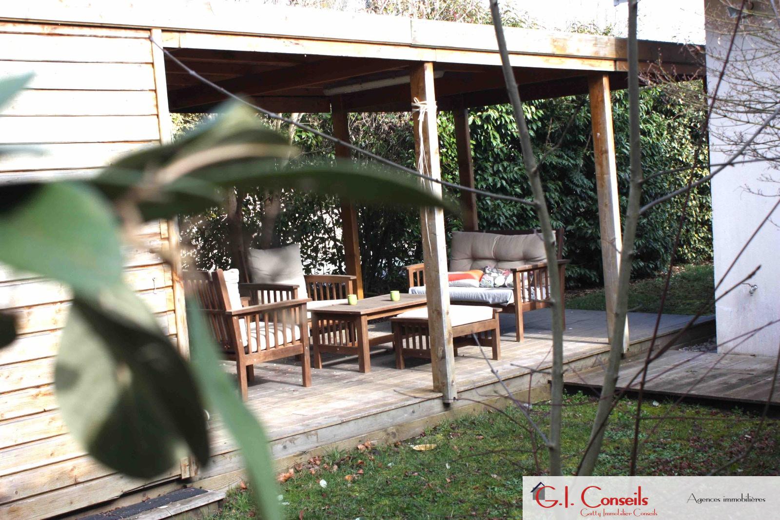 Vente blanquefort secteur majolan maison 3 chambres avec for Prix piscine chauffee