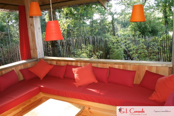 Vente prestige cote bassin for Garage ad merignac